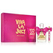 Viva La Juicy Eau de Parfum 3 Piece Gift Set