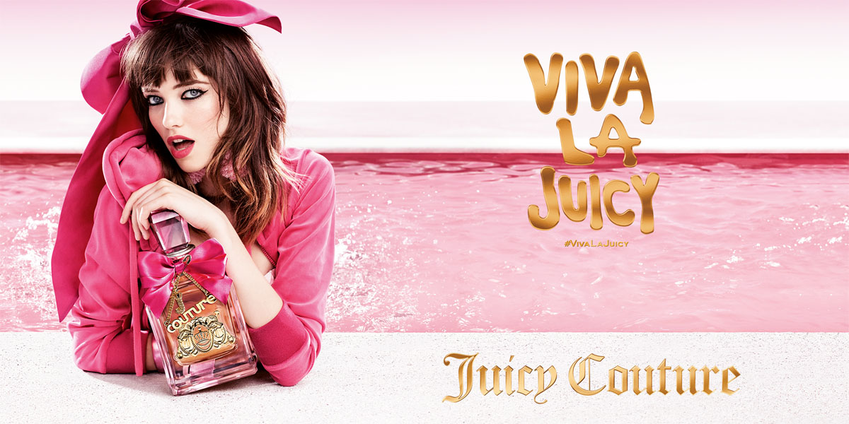 Juicy Couture Beauty #VivaLaJuicy