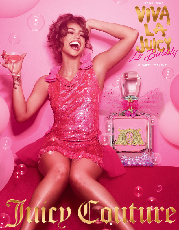 Pink Couture Campaign Email Popup