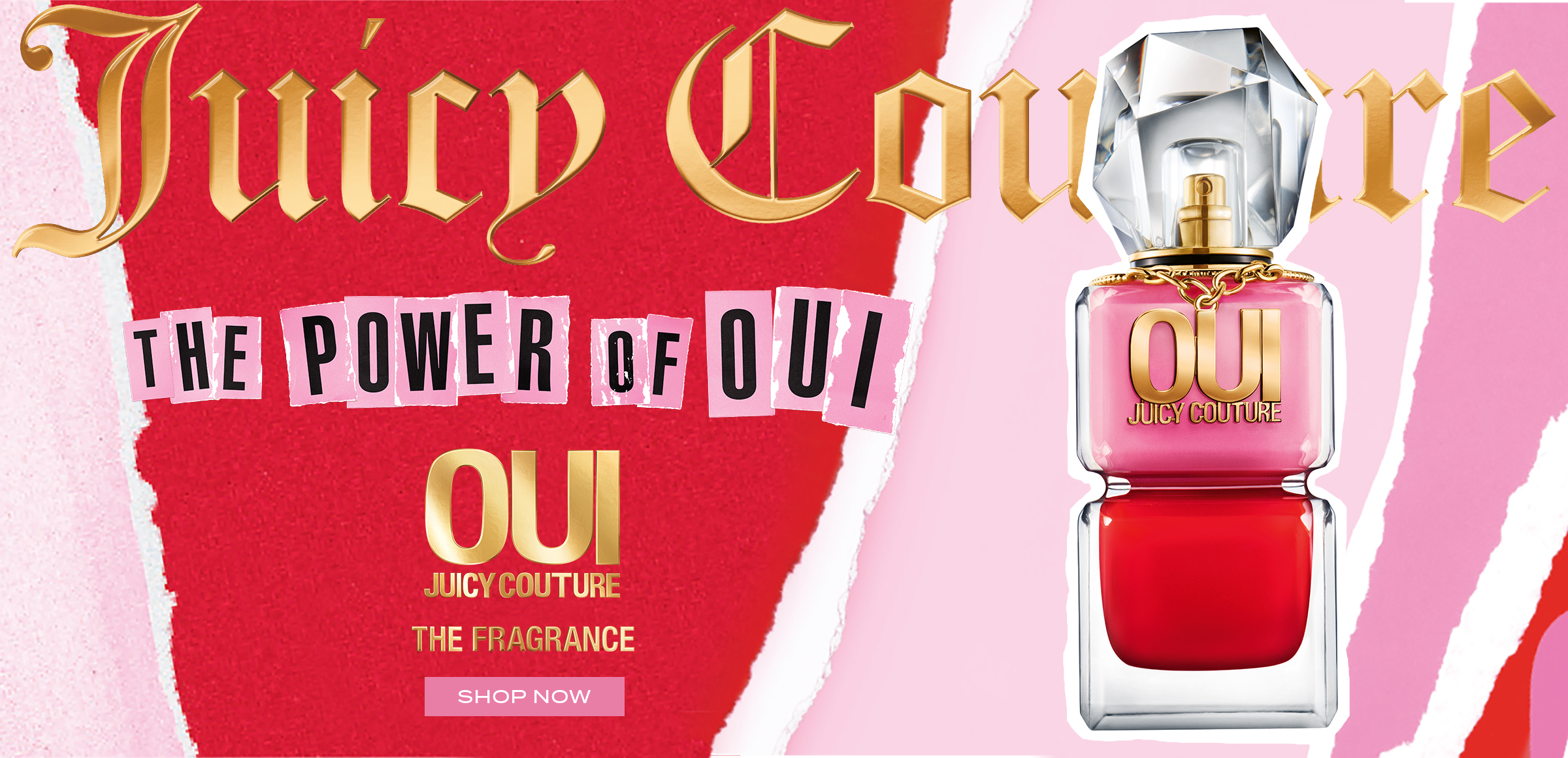 Oui Juicy Couture - Fragrance Collection