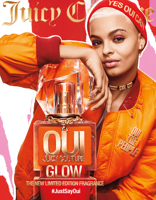 Oui Glow Campaign Email Popup