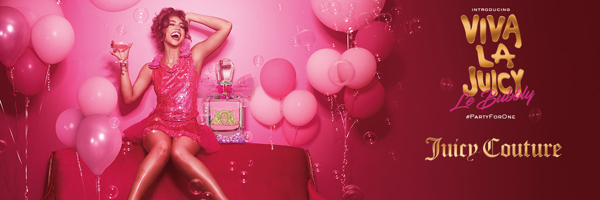 Introducing Viva La Juicy Pink Couture