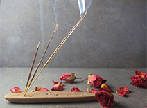 Incense, Suede
