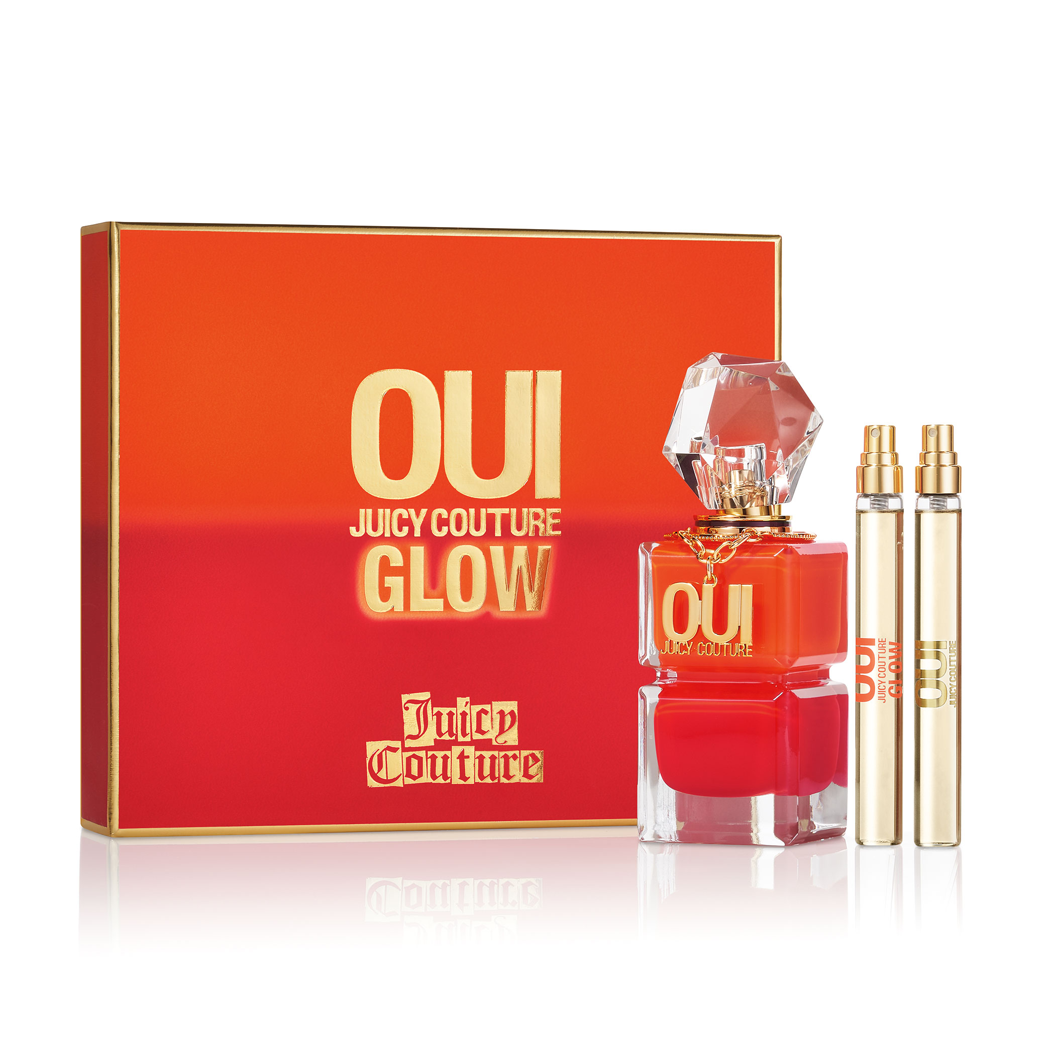 Oui Juicy Couture Glow 3-Piece Gift Set