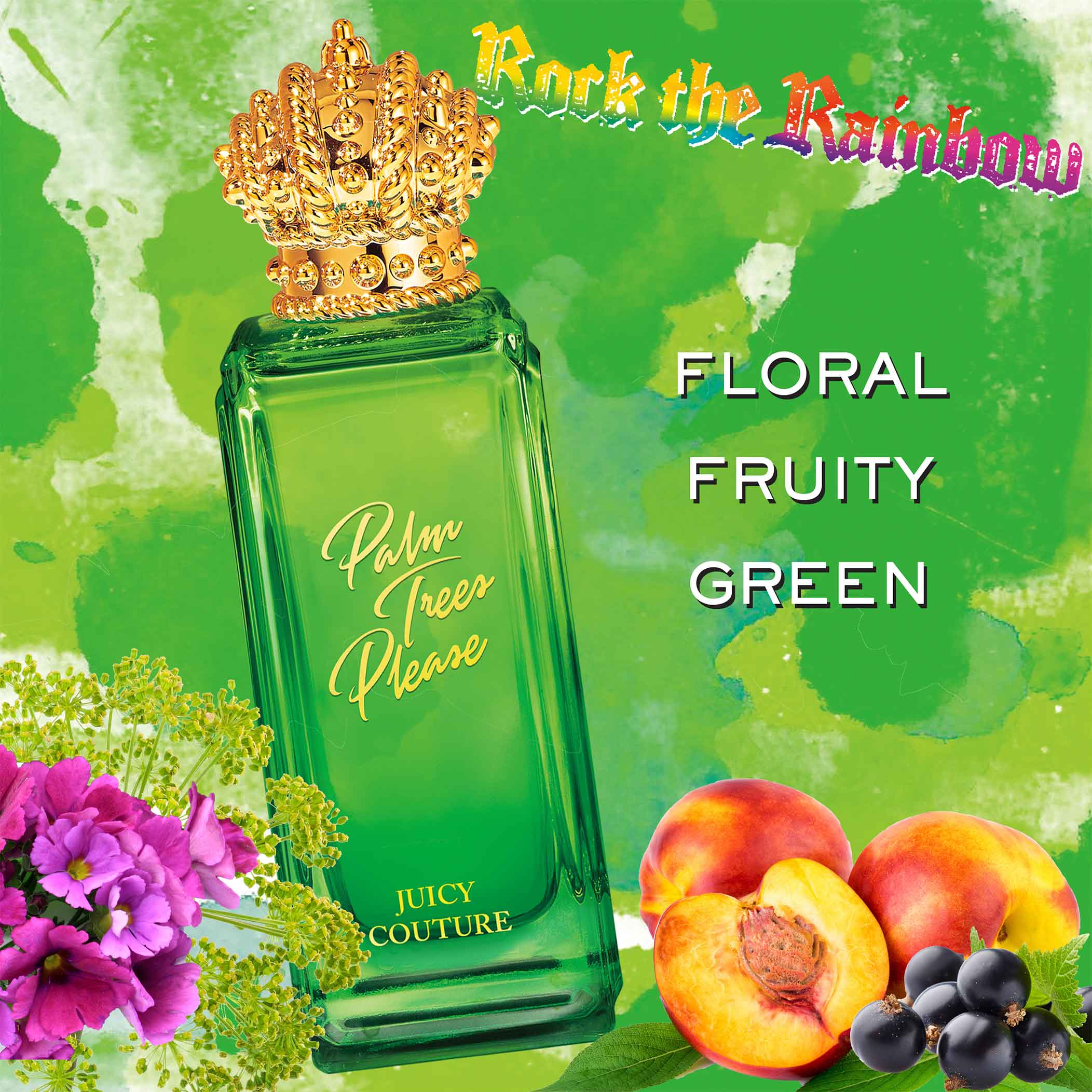 Floral, Fruity, Green