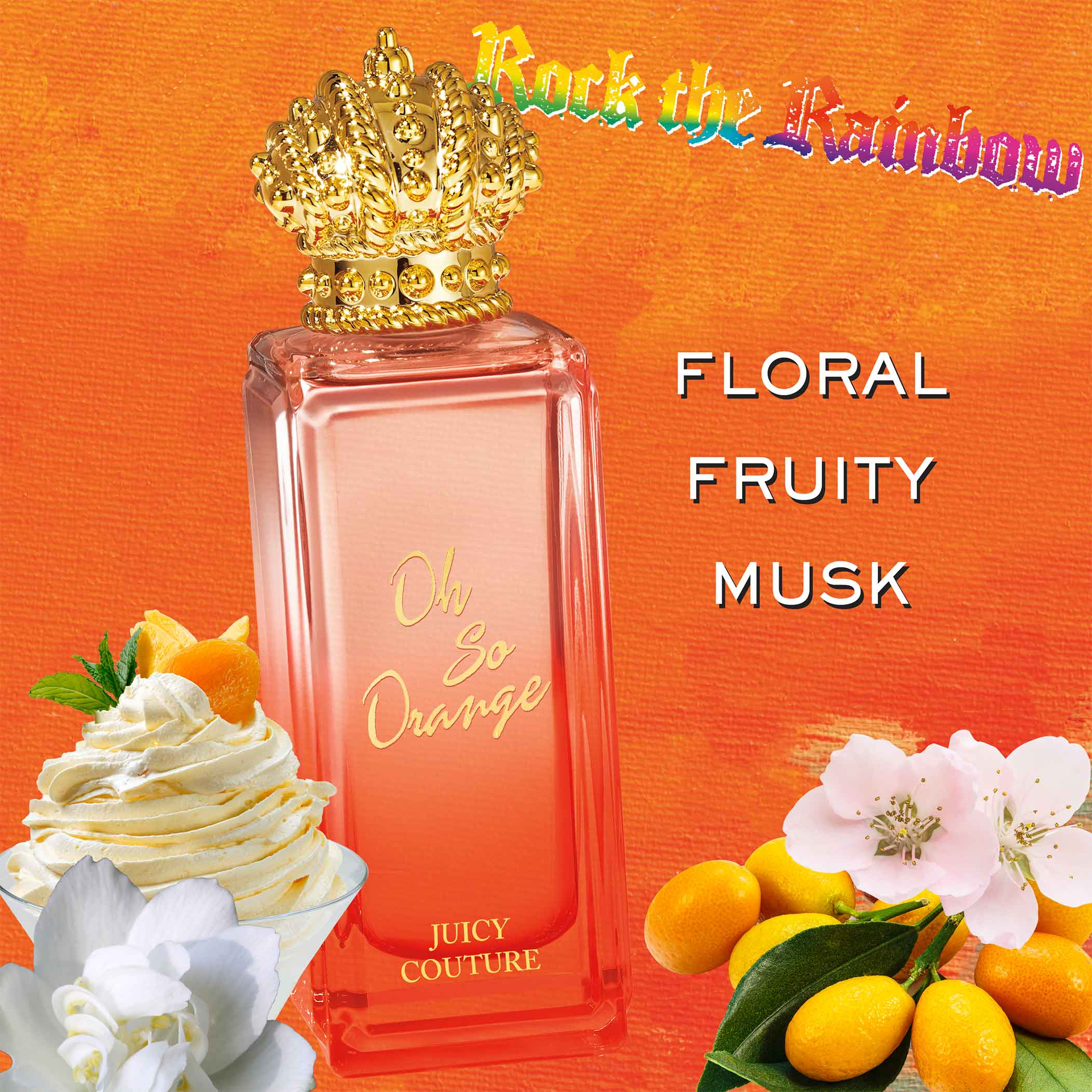 Floral, Fruity, Musk